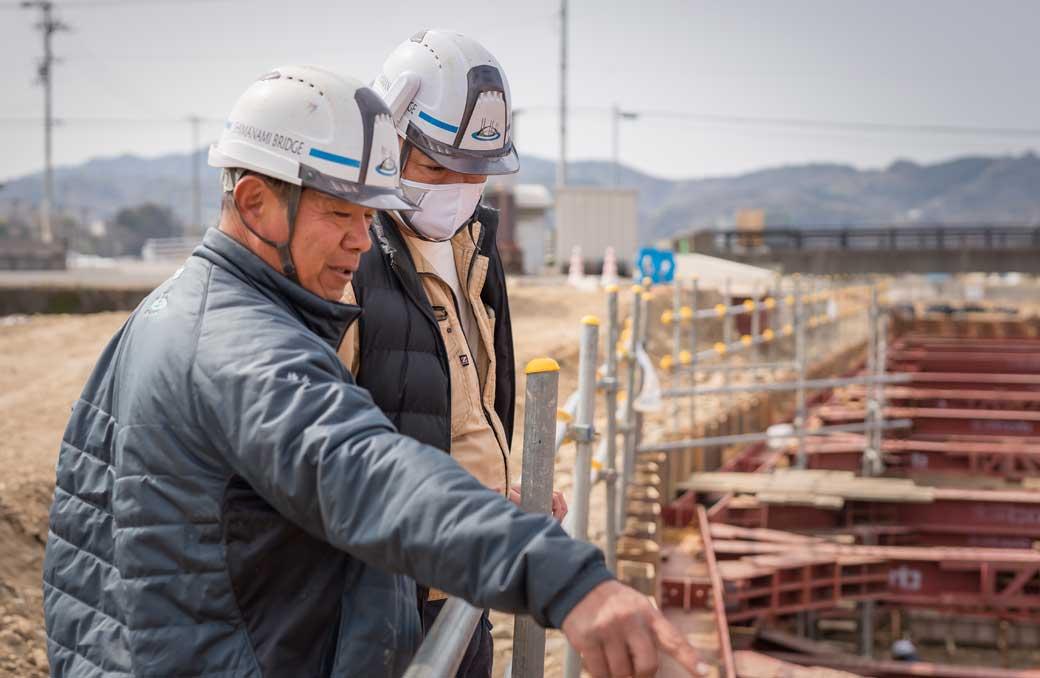 施工計画の提案と施工の徹底管理